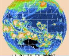 Memahami Cuaca Di Seluruh Dunia Dengan Barometer bagan cuaca